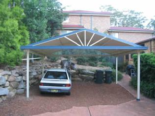 patios and carports